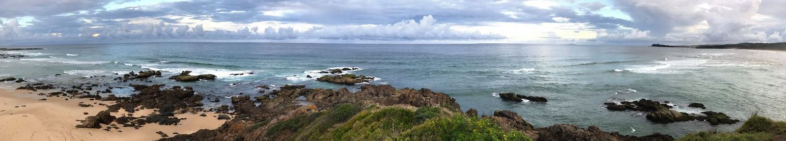My favourite place in the world, Tuross Head, New South Wales, Australia.